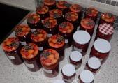 Zwetschken Marmelade und Chutney